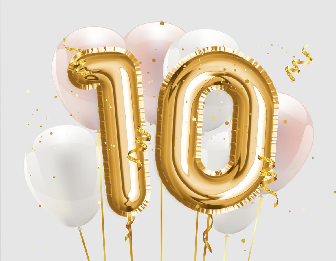 E-book 10 jaar